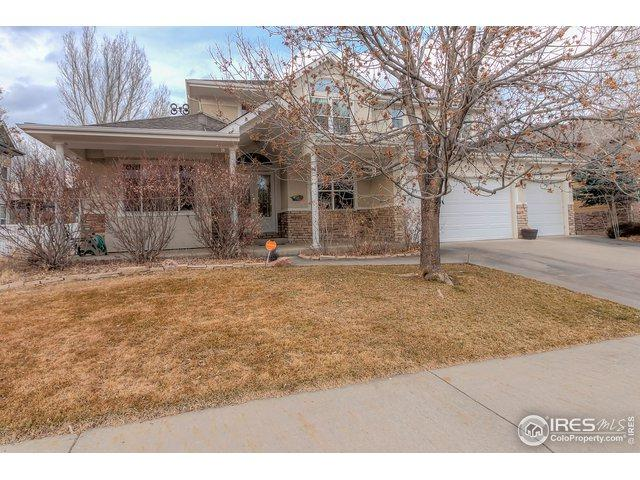 3807 Florentine Cir, Longmont, CO 80503 (MLS #873525) :: 8z Real Estate