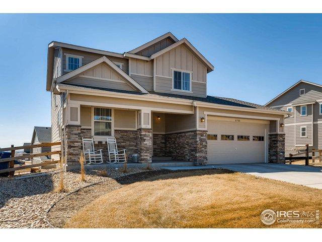 4708 Colorado River Dr, Firestone, CO 80504 (MLS #873539) :: Kittle Real Estate
