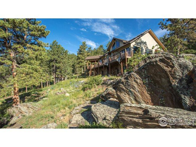 23800 W County Road 80C, Livermore, CO 80536 (MLS #873555) :: Kittle Real Estate