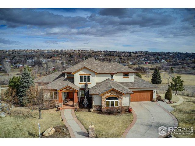 13757 W 76th Pl, Arvada, CO 80005 (MLS #873565) :: 8z Real Estate