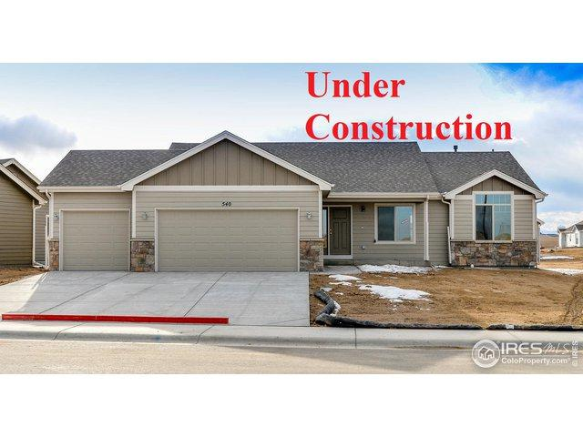 6793 Sage Meadows Dr, Wellington, CO 80549 (MLS #873595) :: Kittle Real Estate