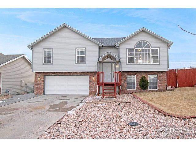 2716 Park View Dr, Evans, CO 80620 (MLS #873597) :: Kittle Real Estate
