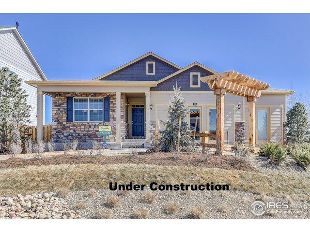 326 Jay Ave, Severance, CO 80550 (MLS #873666) :: Kittle Real Estate