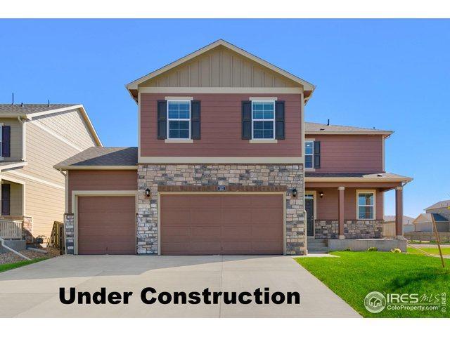324 Jay Ave, Severance, CO 80550 (MLS #873679) :: Kittle Real Estate