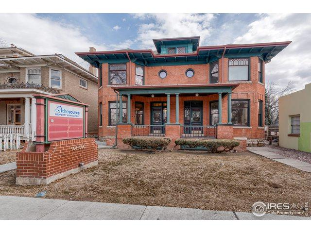 504 S College Ave, Fort Collins, CO 80524 (MLS #873683) :: J2 Real Estate Group at Remax Alliance
