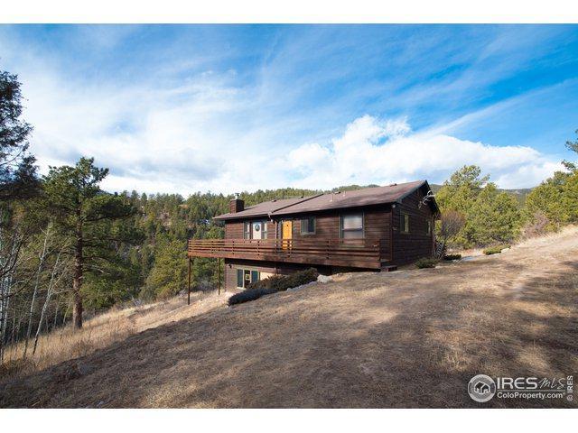 2102 Miller Fork Rd, Glen Haven, CO 80532 (MLS #873691) :: 8z Real Estate