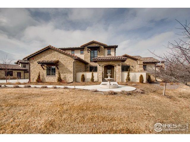 6825 Goldbranch Dr, Niwot, CO 80503 (MLS #873704) :: 8z Real Estate