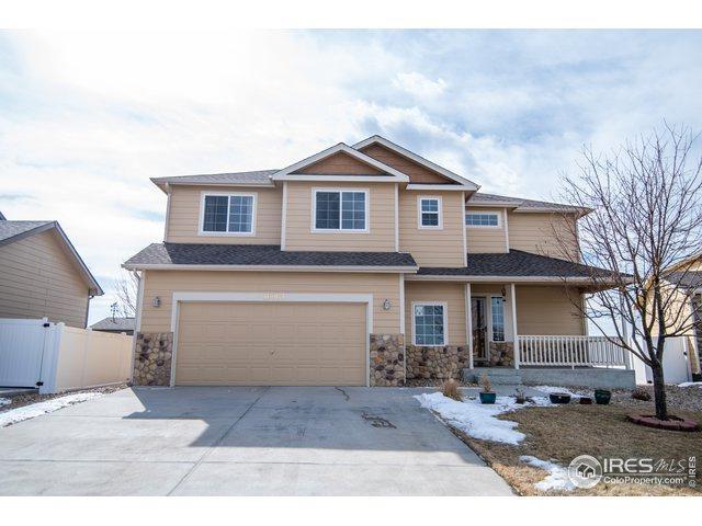 16064 Cinnamon Cir, Mead, CO 80542 (MLS #873706) :: Sarah Tyler Homes