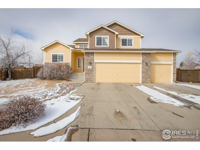 504 Prairie Rose Ct, Severance, CO 80550 (MLS #873716) :: 8z Real Estate