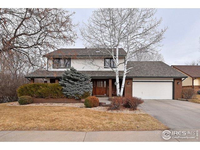2236 45th Ave, Greeley, CO 80634 (MLS #873734) :: 8z Real Estate
