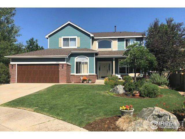 2842 Falcon Pt, Lafayette, CO 80026 (MLS #873737) :: 8z Real Estate