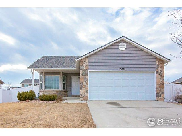 6863 Loudon St, Wellington, CO 80549 (MLS #873760) :: J2 Real Estate Group at Remax Alliance