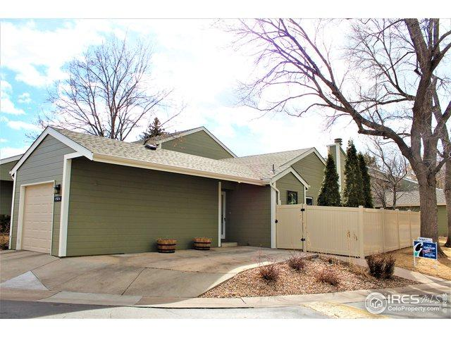 1732 Brookhaven Cir A, Fort Collins, CO 80525 (MLS #873786) :: J2 Real Estate Group at Remax Alliance
