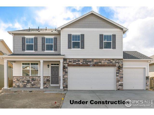 319 Jay Ave, Severance, CO 80550 (MLS #873798) :: Kittle Real Estate