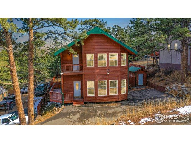 544 Columbine Ave, Estes Park, CO 80517 (MLS #873808) :: 8z Real Estate