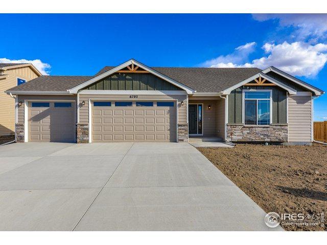 6702 Sage Meadows Dr, Wellington, CO 80549 (MLS #873826) :: Kittle Real Estate