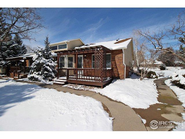 1522 W 29th St, Loveland, CO 80538 (MLS #873846) :: Downtown Real Estate Partners