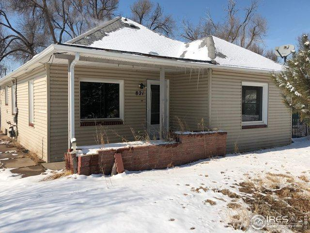 821 31st Ave, Greeley, CO 80634 (MLS #873861) :: 8z Real Estate