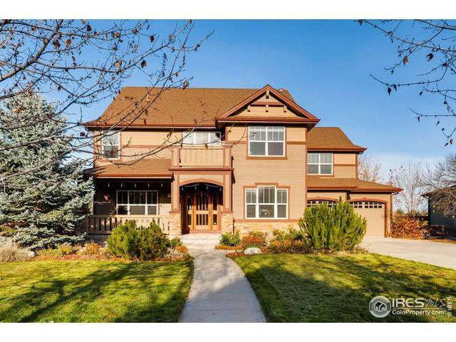 1377 Washburn St, Erie, CO 80516 (MLS #873862) :: 8z Real Estate