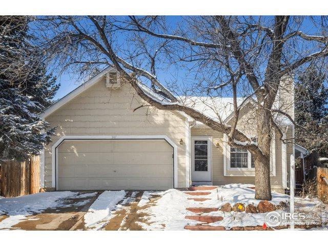 347 Eisenhower Dr, Louisville, CO 80027 (MLS #873873) :: Colorado Home Finder Realty