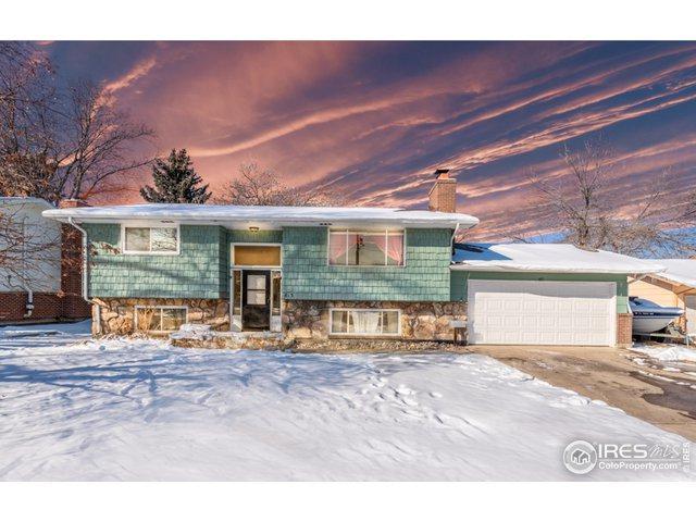 613 W 29th St, Loveland, CO 80538 (MLS #873888) :: 8z Real Estate