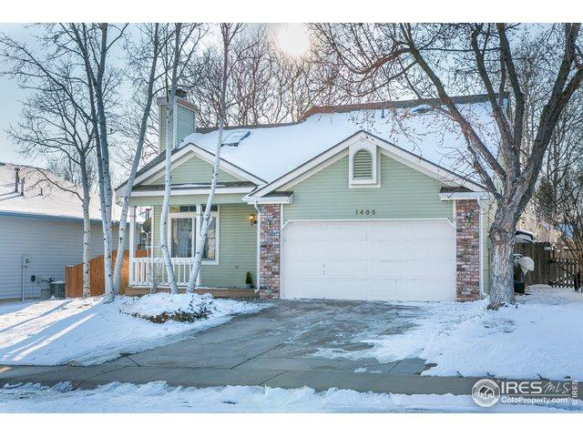 1465 44th Ave, Greeley, CO 80634 (#873903) :: The Peak Properties Group