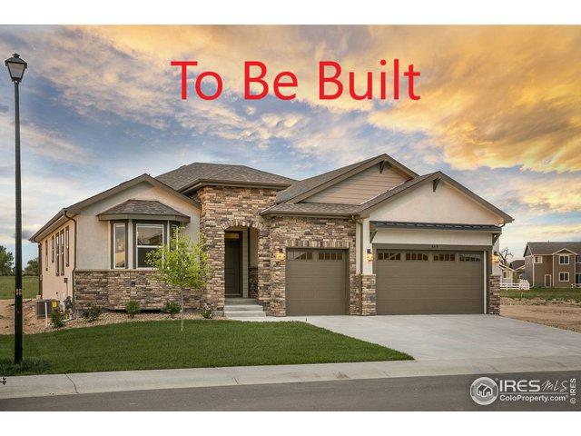 867 Shirttail Peak Dr, Windsor, CO 80550 (MLS #873907) :: Kittle Real Estate