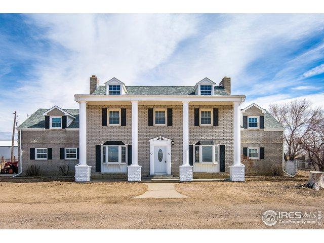 33818 County Road 53, Gill, CO 80624 (MLS #873910) :: June's Team