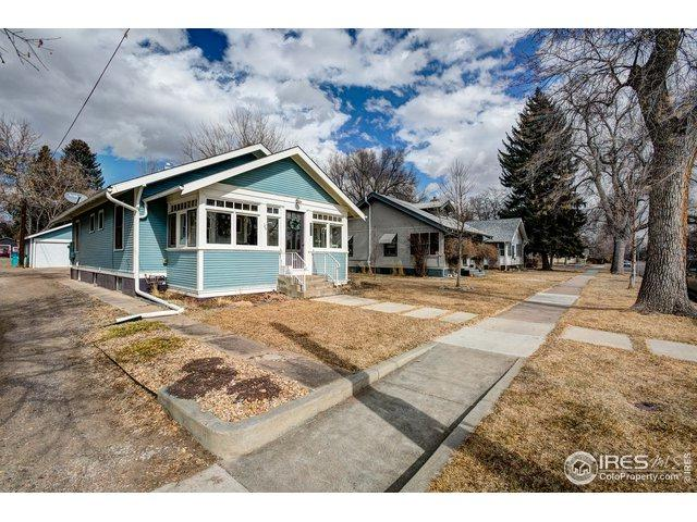 416 E Plum St, Fort Collins, CO 80524 (MLS #873918) :: Kittle Real Estate