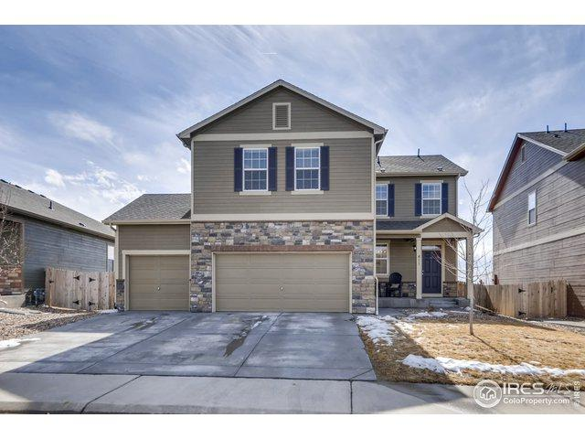 411 Clubhouse Dr, Fort Lupton, CO 80621 (MLS #873954) :: 8z Real Estate