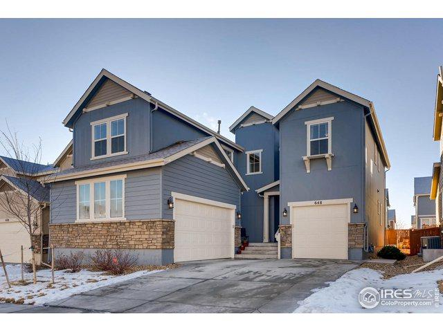 648 W 171st Pl, Broomfield, CO 80023 (MLS #873965) :: 8z Real Estate