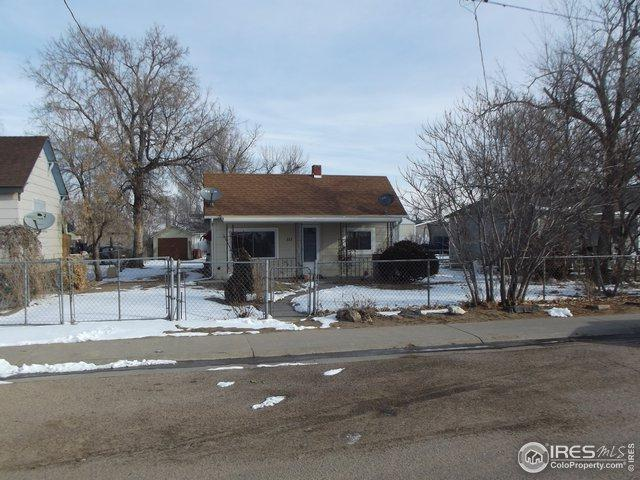 111 4th St, Gilcrest, CO 80623 (MLS #873980) :: J2 Real Estate Group at Remax Alliance