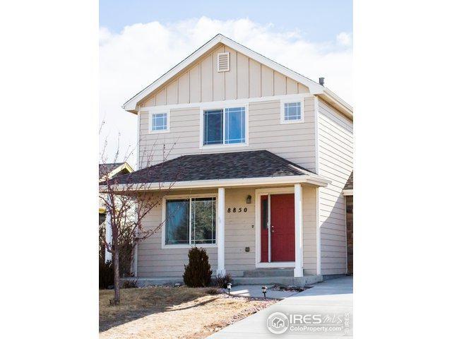 8850 Crossfire Dr, Wellington, CO 80549 (MLS #874048) :: Hub Real Estate