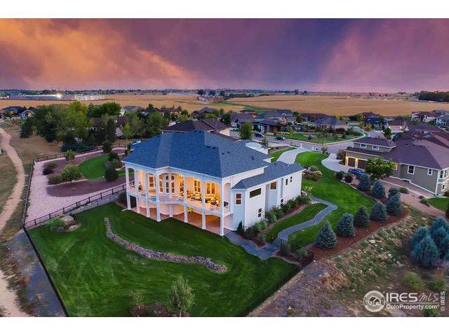 413 Horizon Cir, Greeley, CO 80634 (MLS #874070) :: Kittle Real Estate