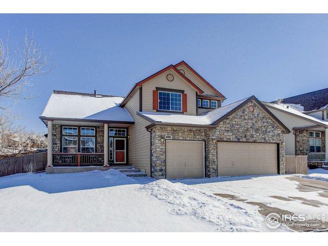 498 E 133rd Way, Thornton, CO 80241 (MLS #874077) :: 8z Real Estate