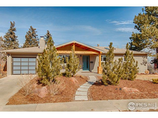 2495 Kenwood Dr, Boulder, CO 80305 (MLS #874100) :: Downtown Real Estate Partners