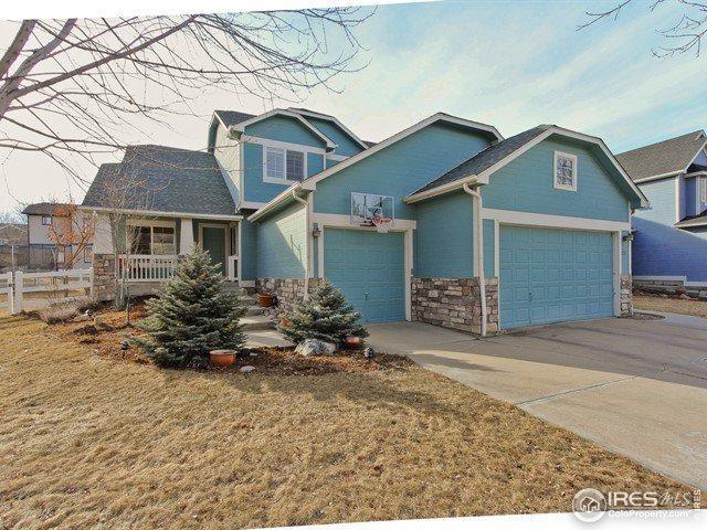 4223 Prairie Fire Cir, Longmont, CO 80503 (MLS #874140) :: 8z Real Estate