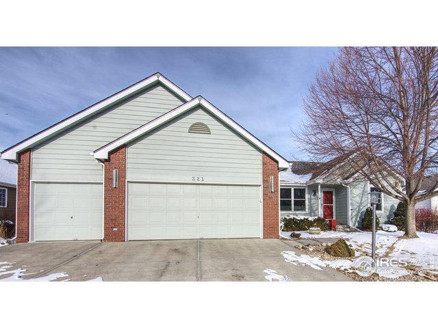 321 Holladay Ct, Loveland, CO 80537 (MLS #874169) :: 8z Real Estate