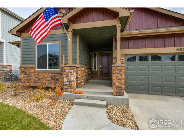 5657 Bexley Dr, Windsor, CO 80550 (MLS #874185) :: Kittle Real Estate