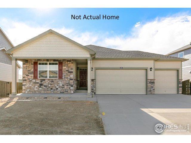 321 Jay Ave, Severance, CO 80550 (MLS #874226) :: Kittle Real Estate