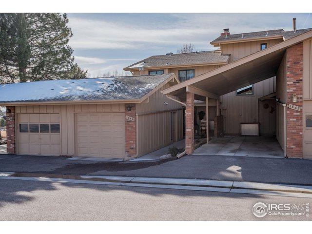 1849 Kedron Cir, Fort Collins, CO 80524 (MLS #874238) :: Colorado Home Finder Realty