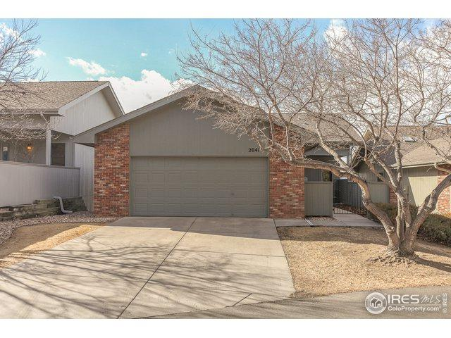 2041 S View Cir #18, Fort Collins, CO 80524 (MLS #874242) :: Colorado Home Finder Realty