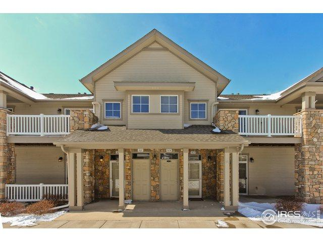 10818 Cimarron St #306, Firestone, CO 80504 (MLS #874244) :: Keller Williams Realty
