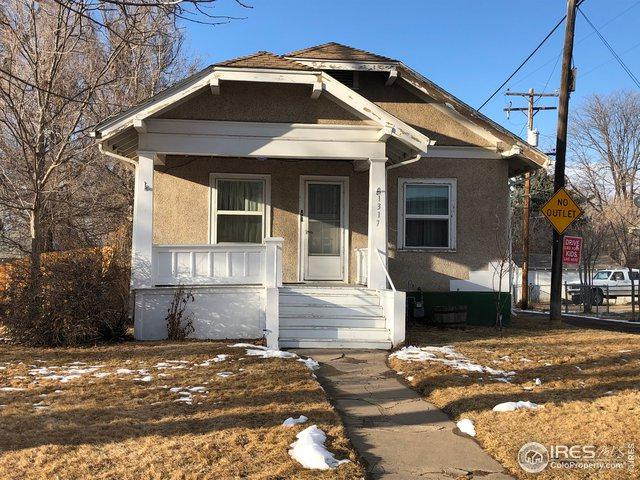 1317 14th St, Greeley, CO 80631 (MLS #874318) :: Kittle Real Estate