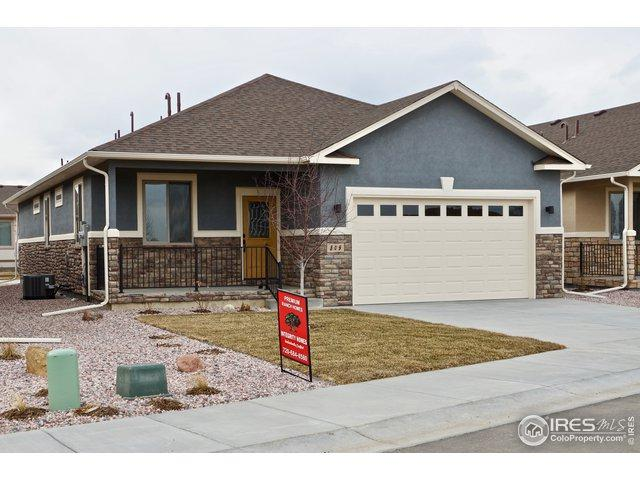 809 Birdie Dr, Berthoud, CO 80513 (MLS #874319) :: 8z Real Estate