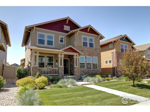 3281 Glacier Creek Dr, Fort Collins, CO 80524 (MLS #874323) :: Downtown Real Estate Partners