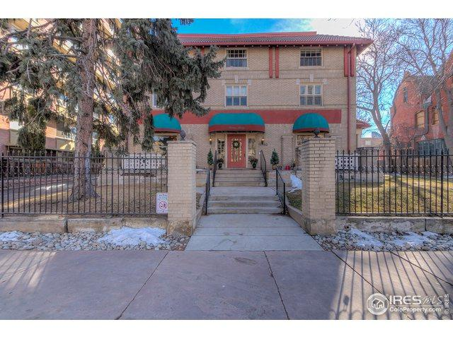 1140 N Grant St #1, Denver, CO 80203 (MLS #874332) :: 8z Real Estate