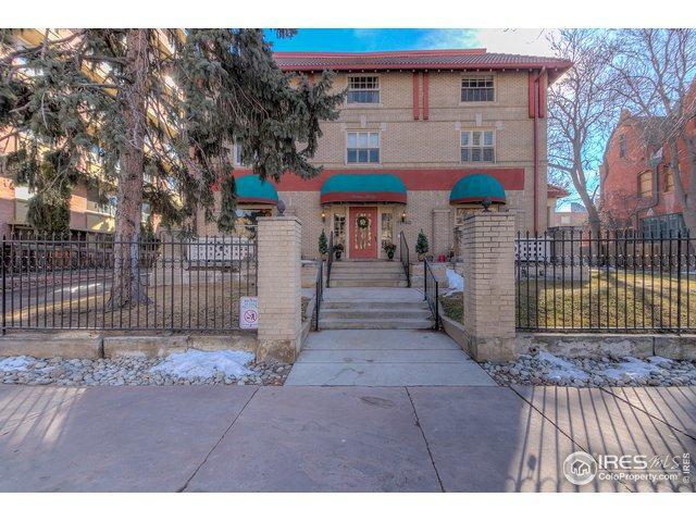 1140 N Grant St #1, Denver, CO 80203 (MLS #874332) :: J2 Real Estate Group at Remax Alliance