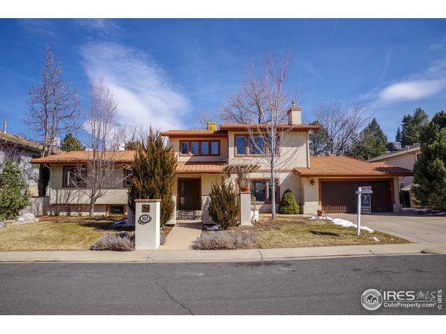 852 Cypress Dr, Boulder, CO 80303 (MLS #874340) :: 8z Real Estate