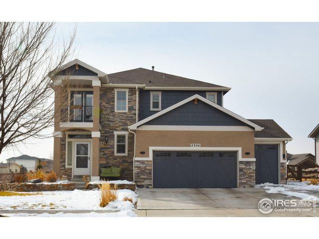 4354 Thompson Pkwy, Johnstown, CO 80534 (MLS #874349) :: 8z Real Estate